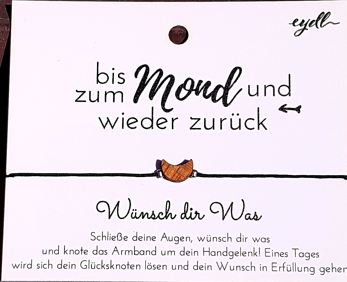 Holzschmuck - Armband