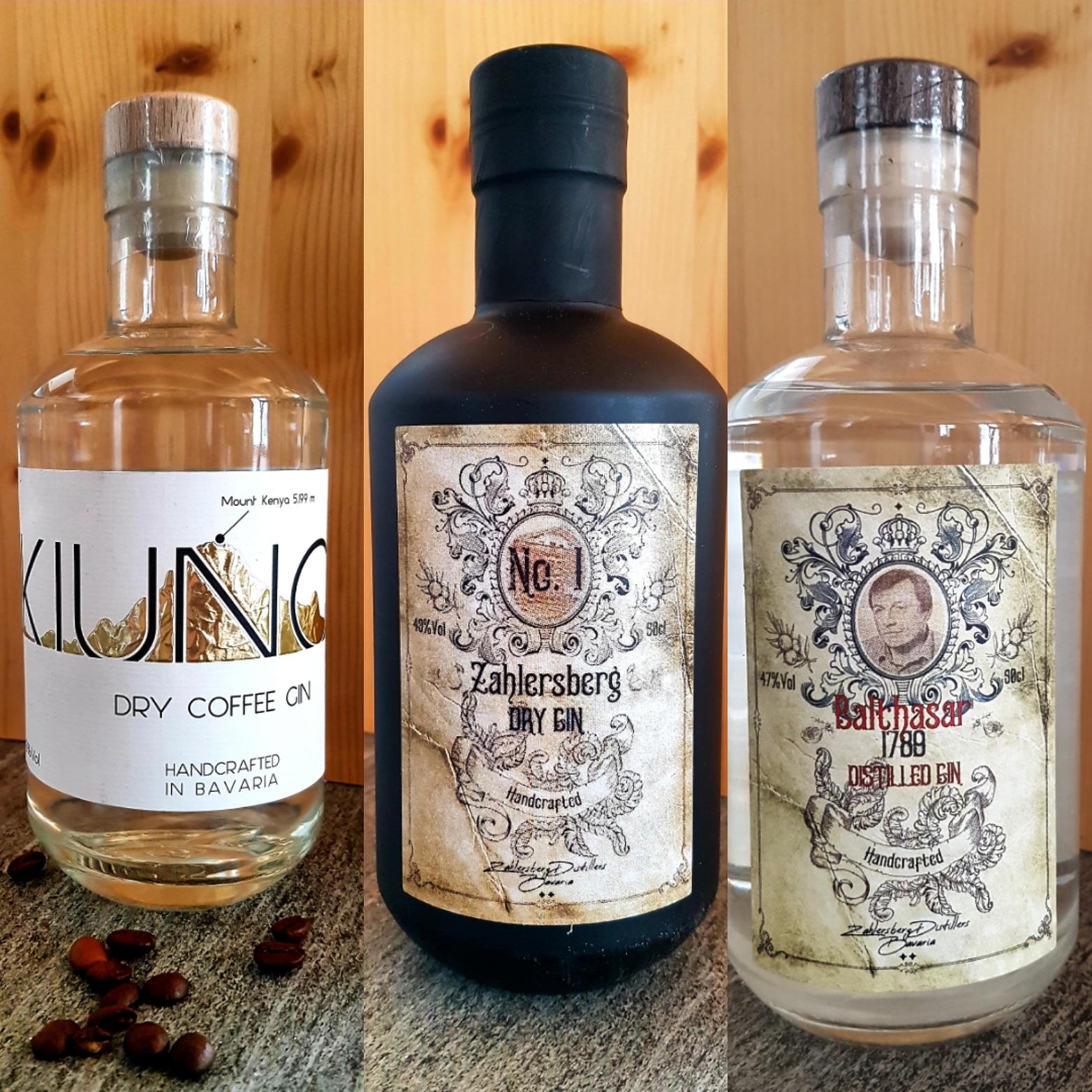Zahlersberg - Kiungu Coffee Gry Gin