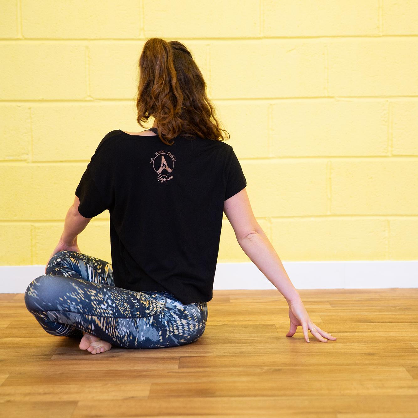 Yogafurie EcoVero T-shirt