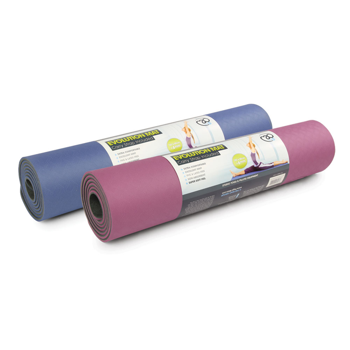 Evolution Eco Yoga Mat