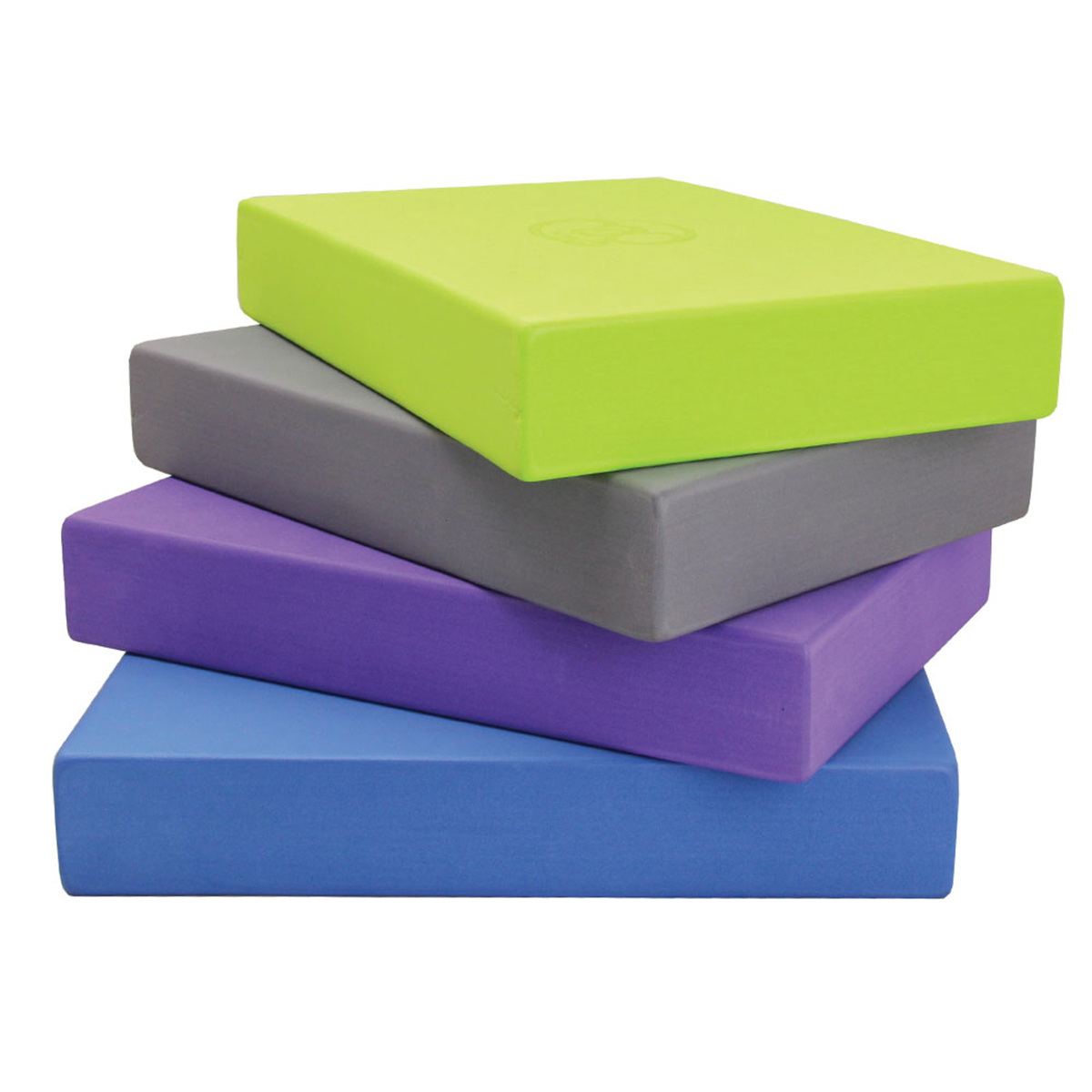 Eco Mat, block, bricks & belt set