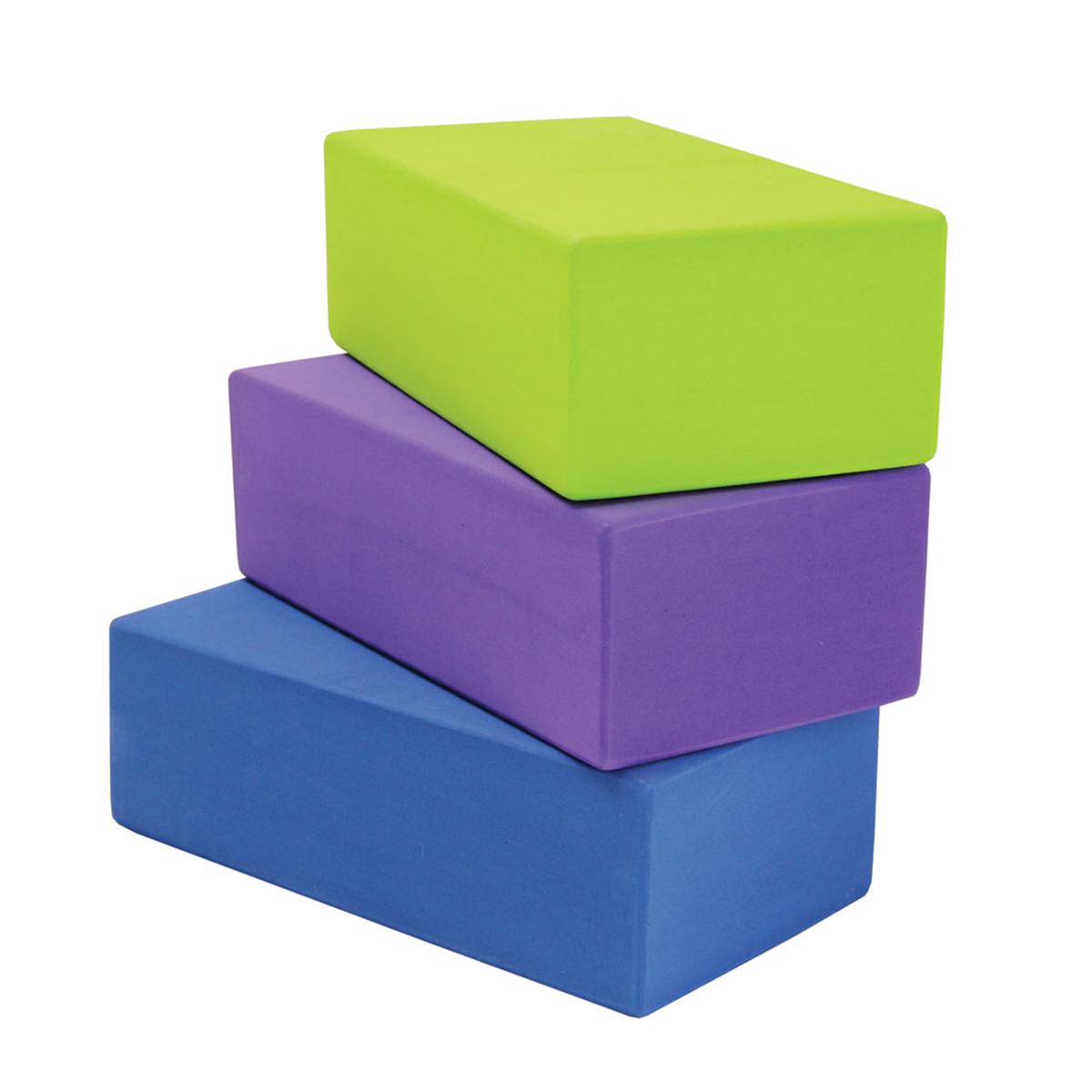 Block, two bricks & belt set