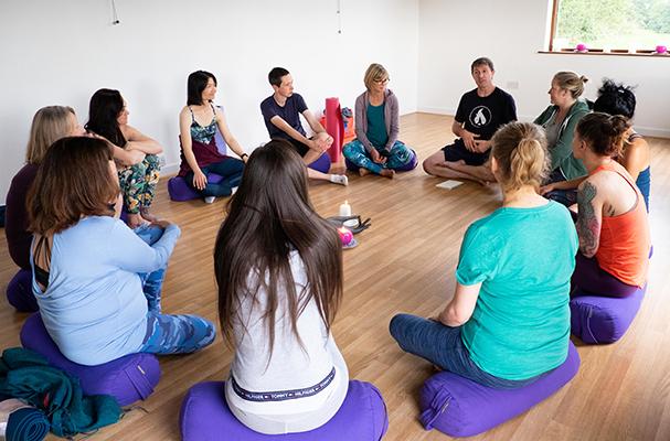 Dive Deep Yoga Retreat
