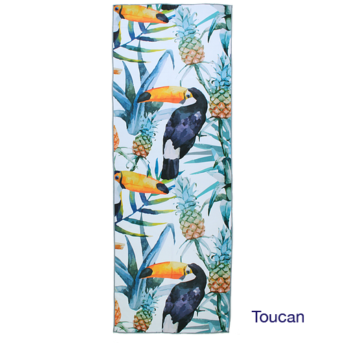 Tropical - Eco Mat Towel