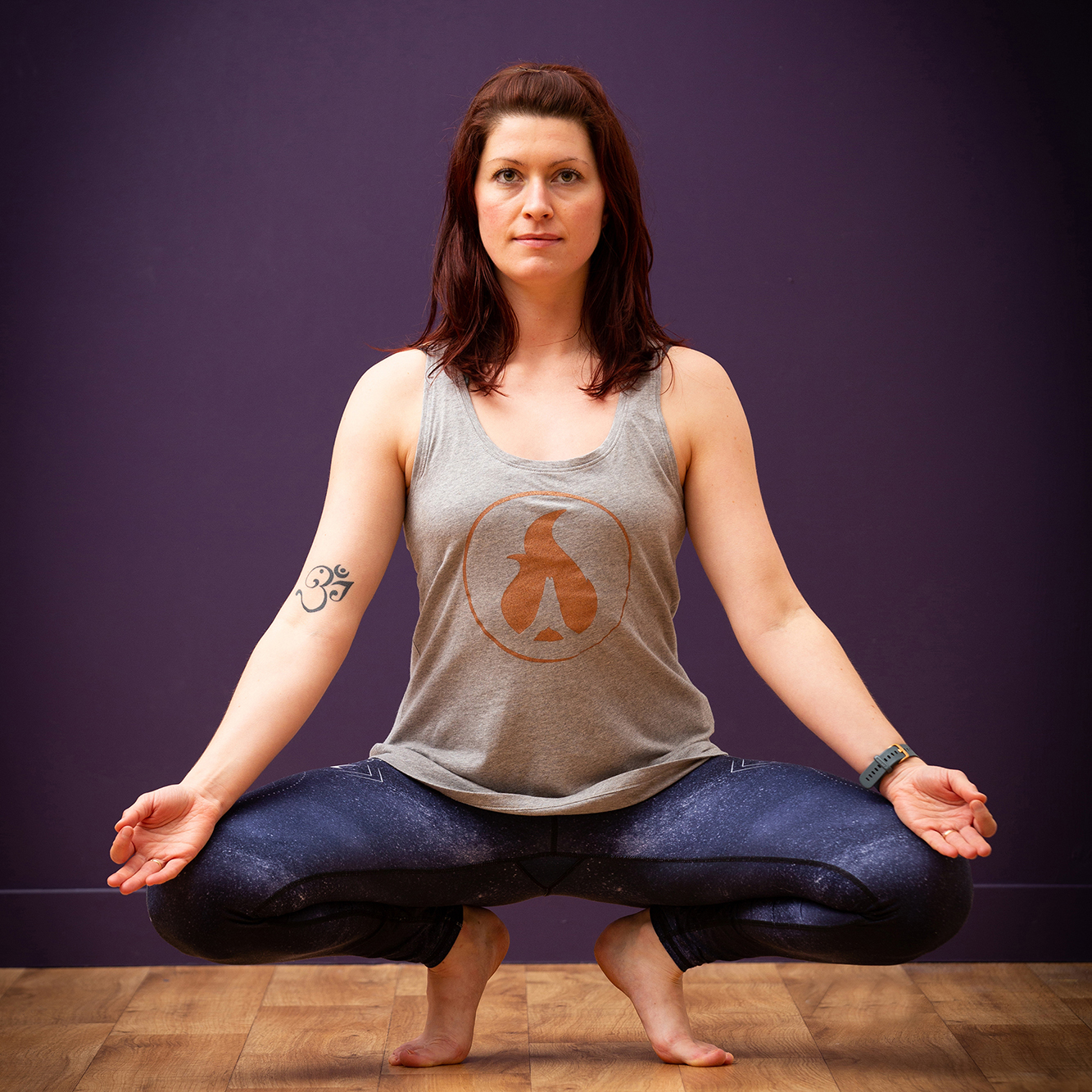 Yogafurie Earth Positive Racerback