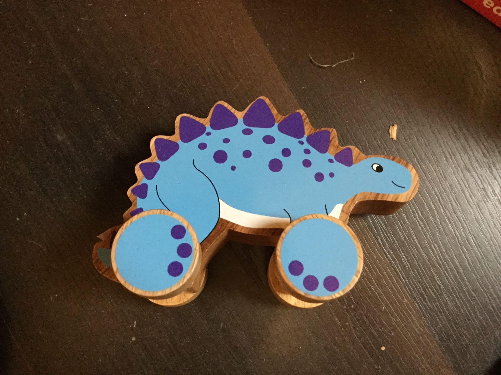 Lanka Kade - Push along - Stegosaurus