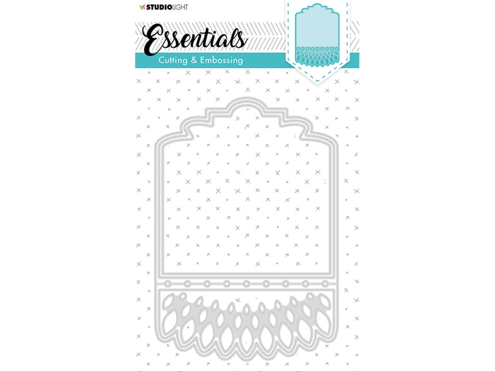 StudioLight Essentials cutting & embossing die SL251