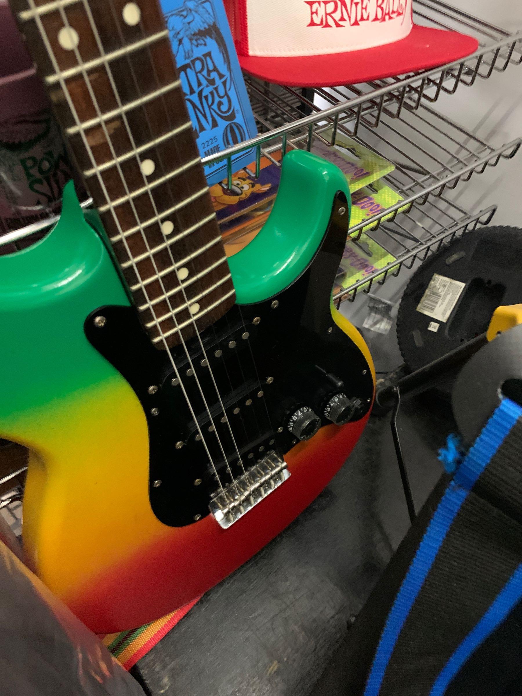 Yamaha Bob Marely Guitar