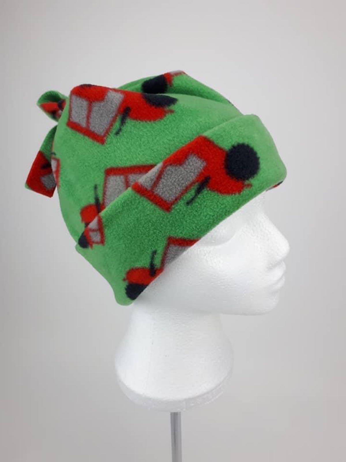Green Tractors Hat