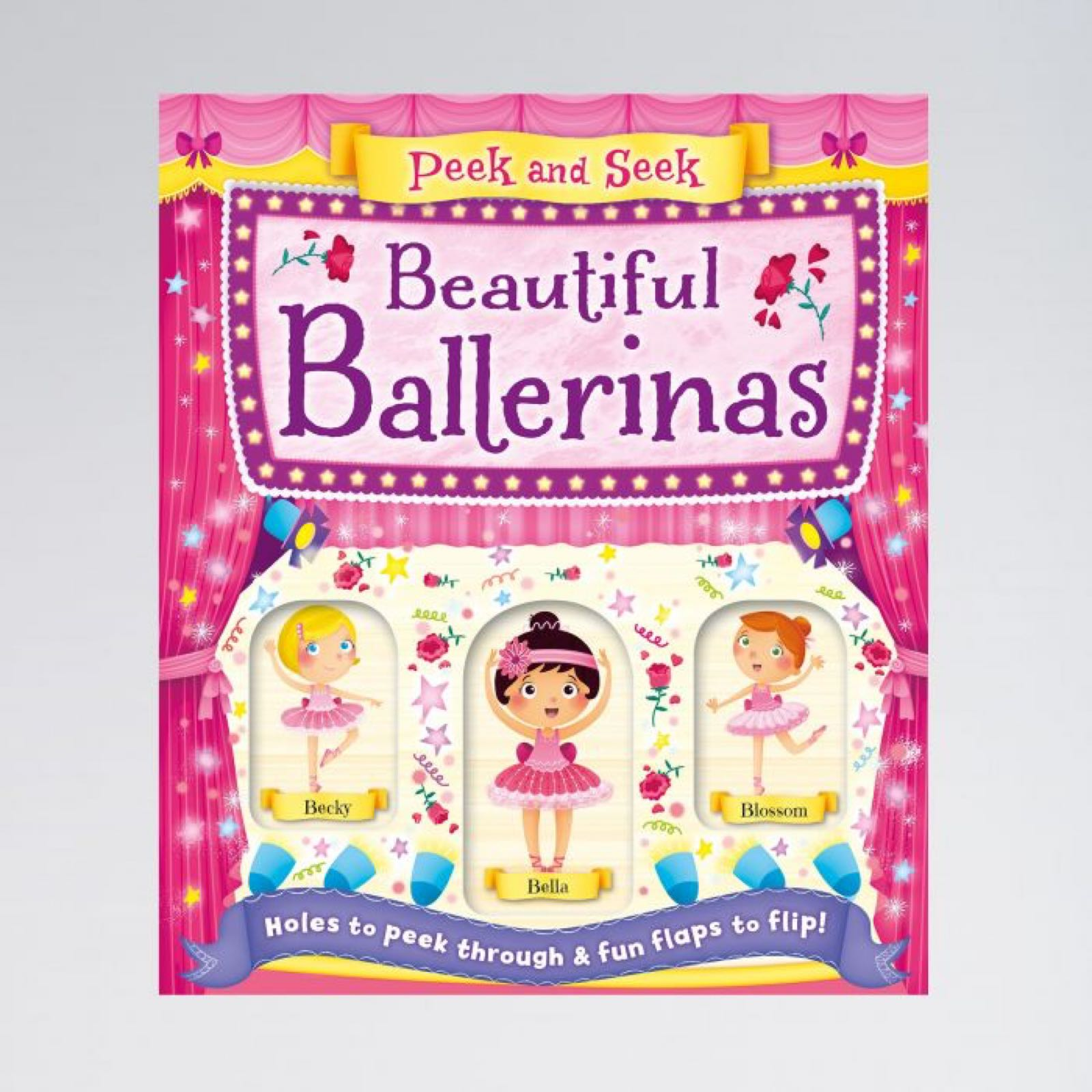 Beautiful Ballerina Book