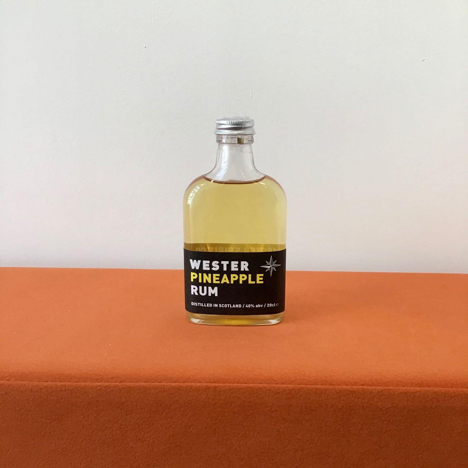 Wester Pineapple Rum