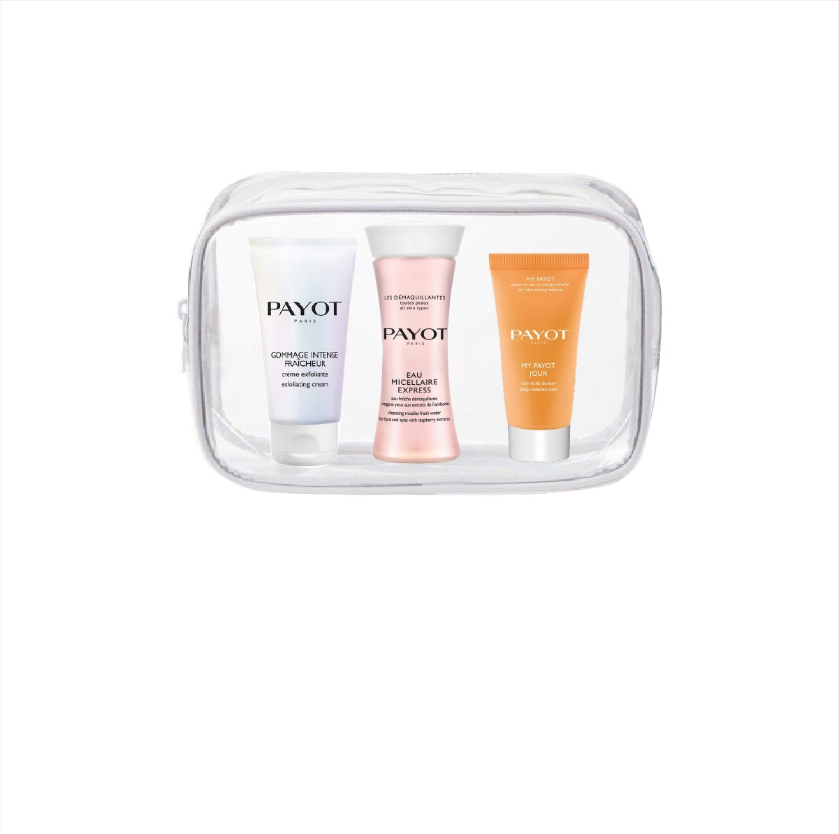 Payot Radiance Mini Kit Facial In A Bag