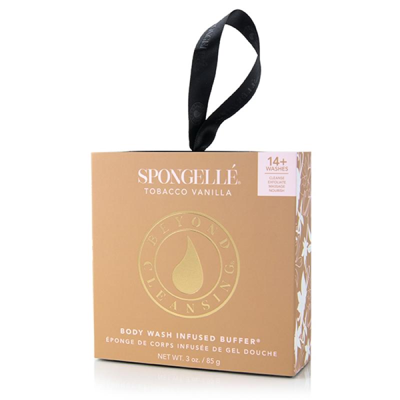 Spongelle Private Reserve Collection Tobacco Vanilla
