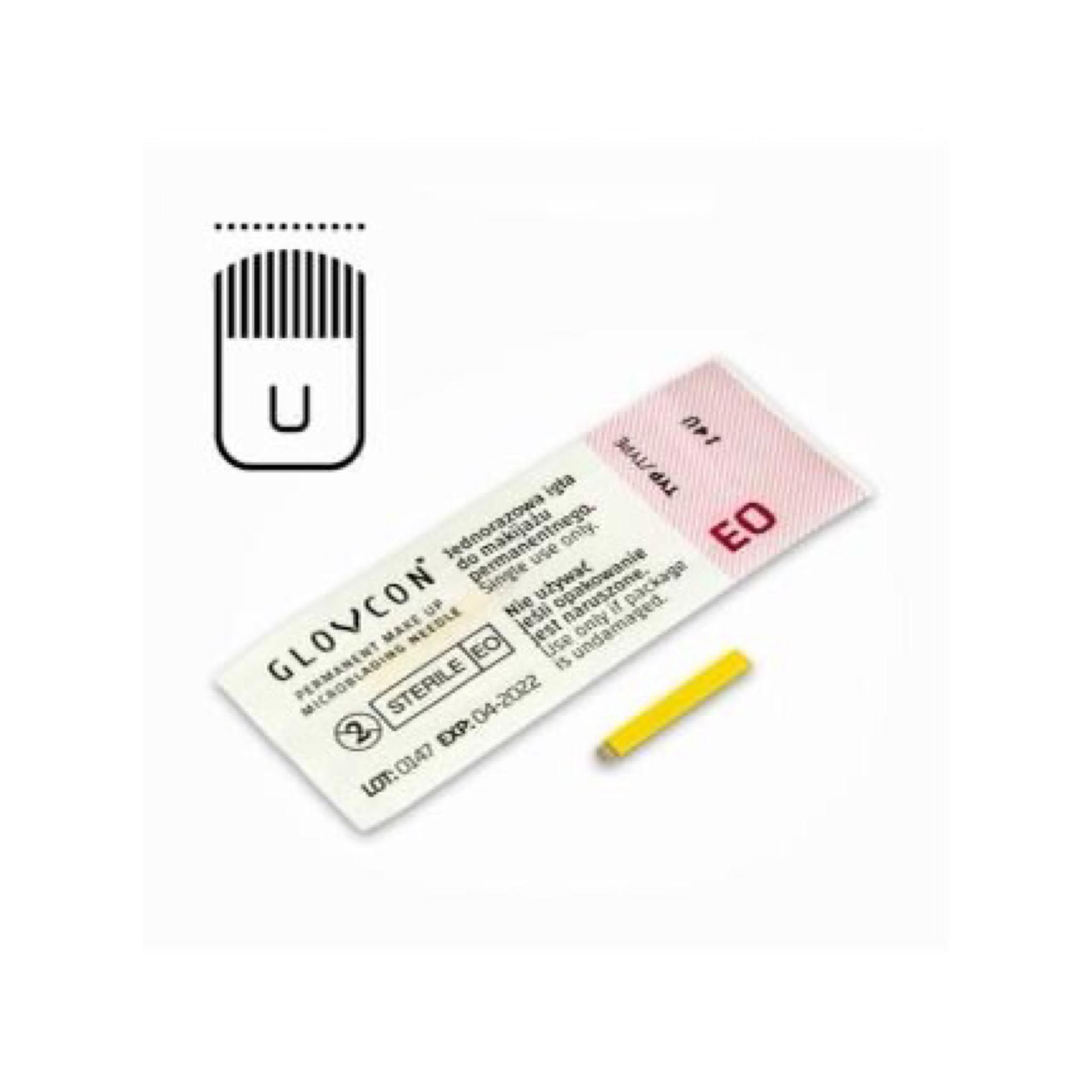 Microbladingnål/ Microblading needle #U 0,20