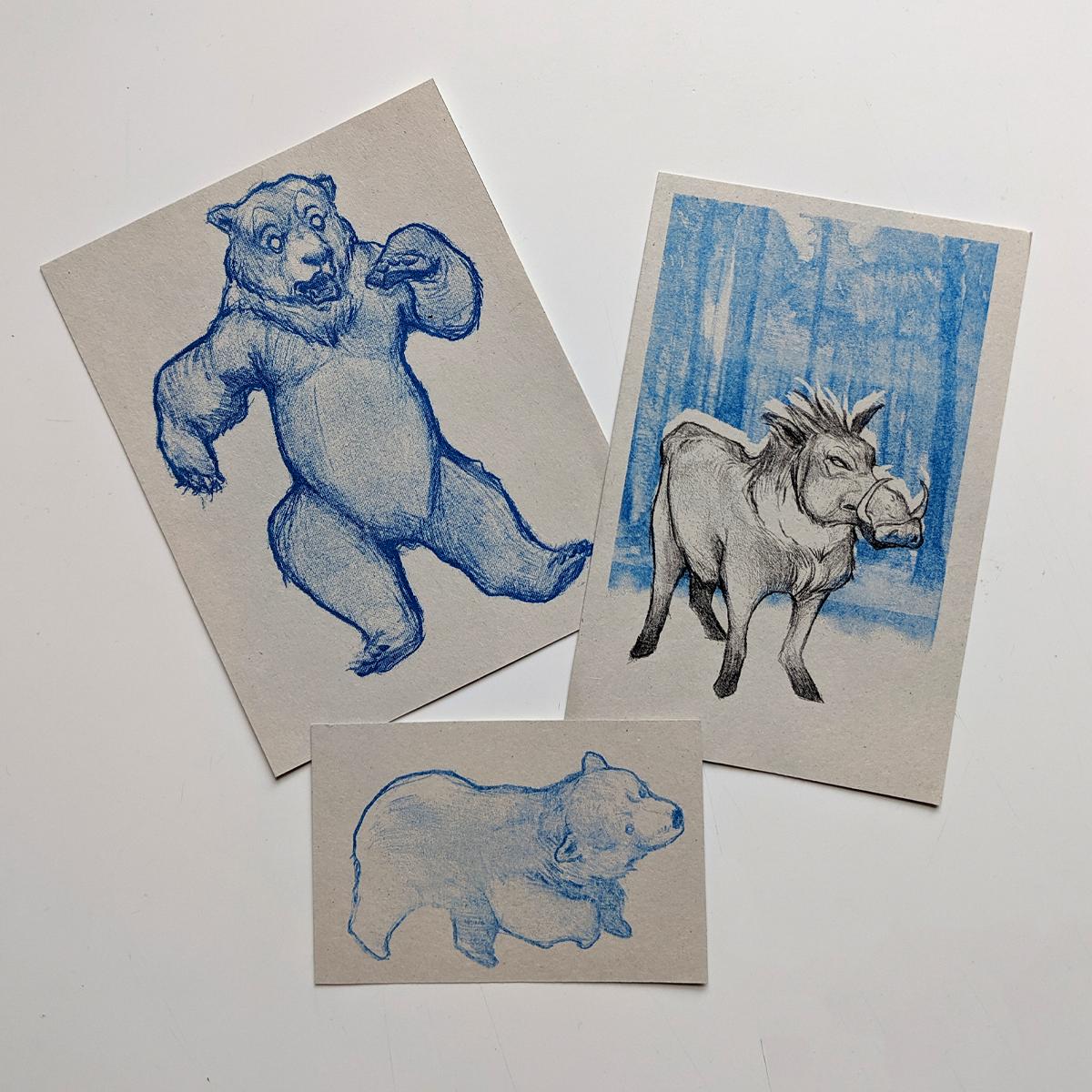 Print - Animals