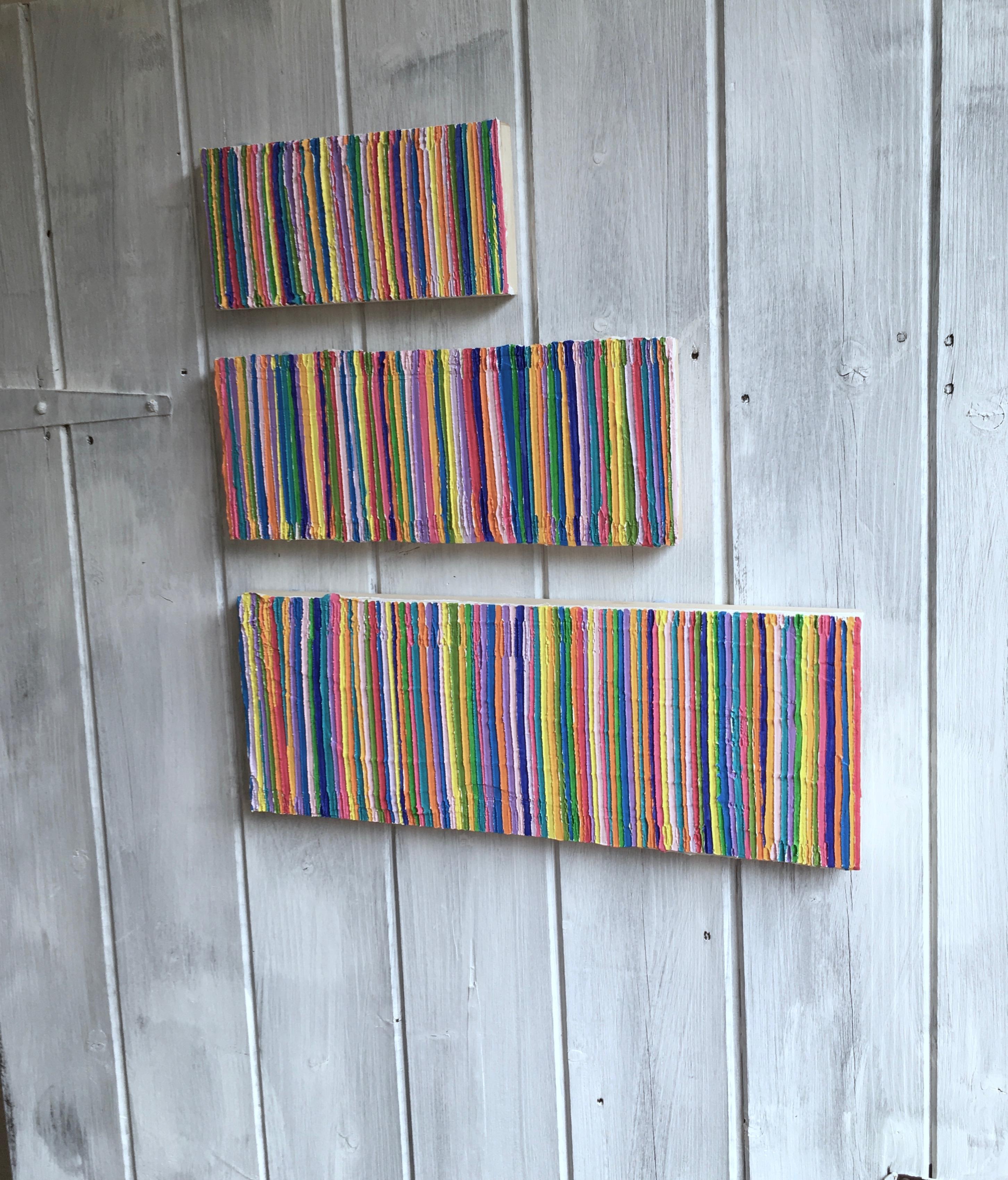 Rainbow Painting Large