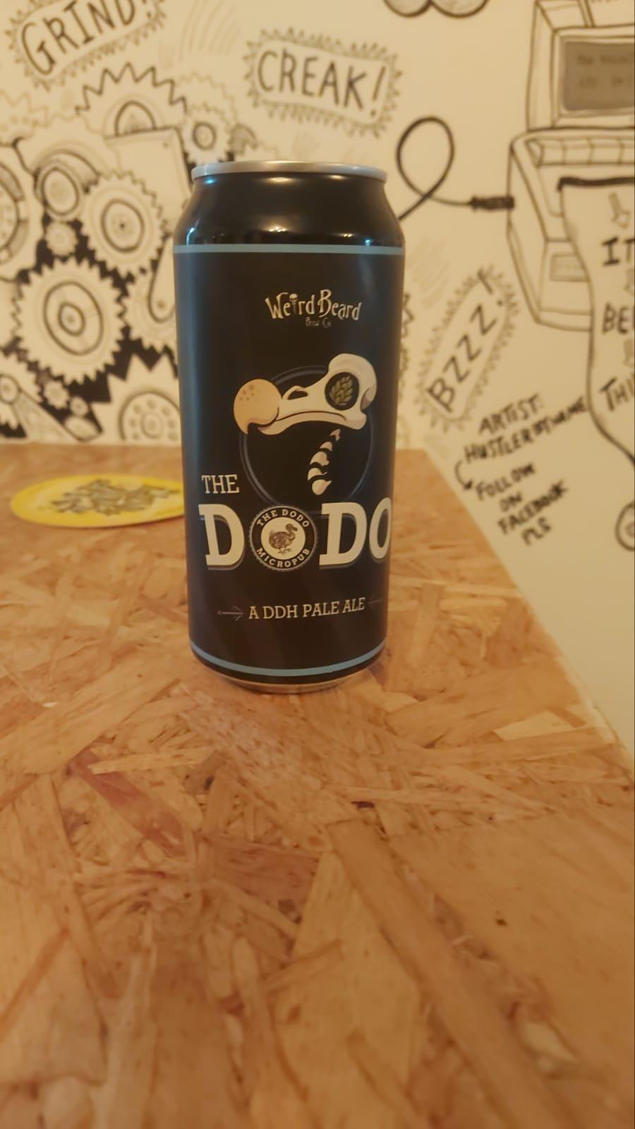 Weird Beard Brew Co The Dodo DDH Pale Ale