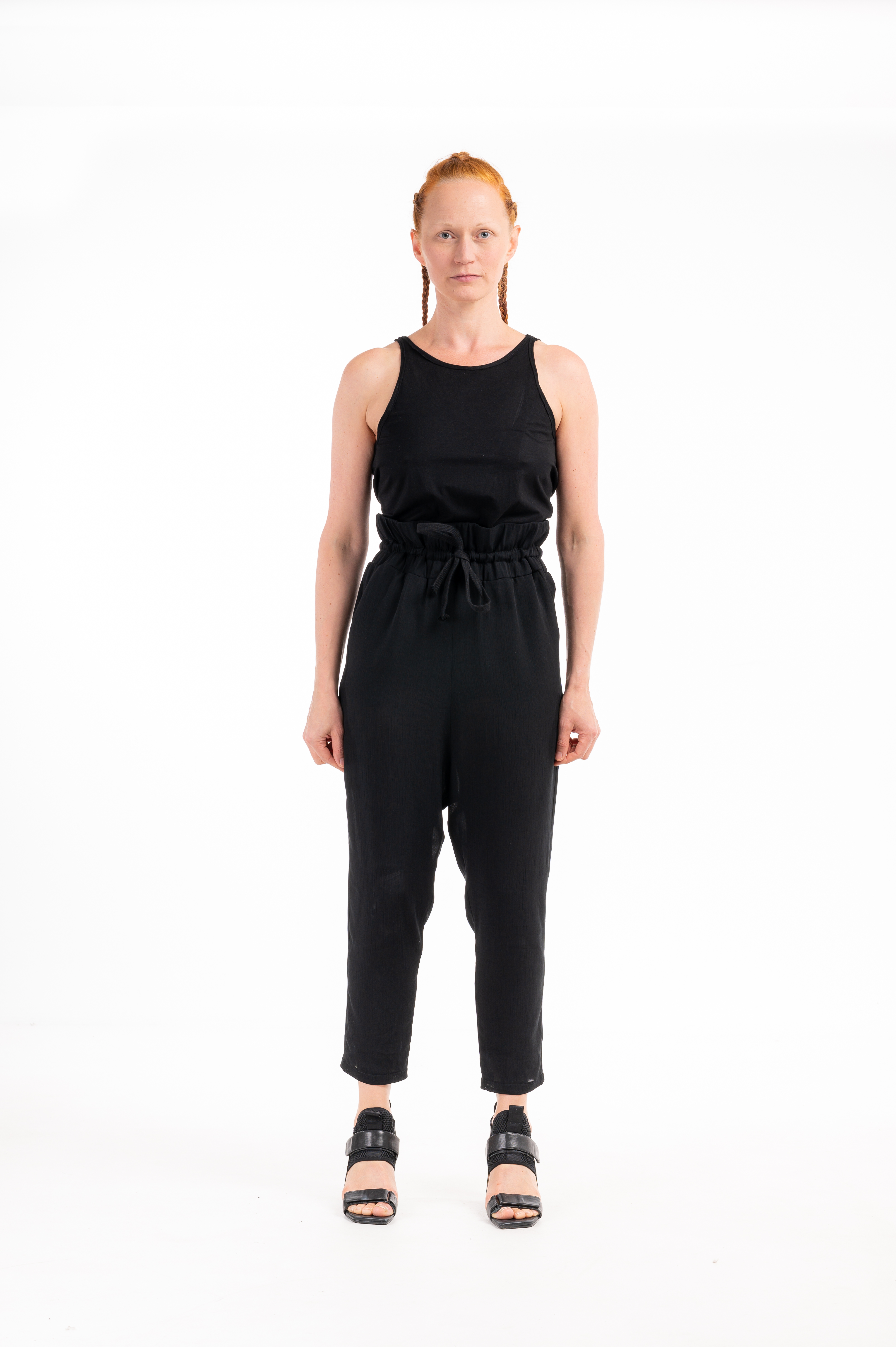 LOW TROUSERS