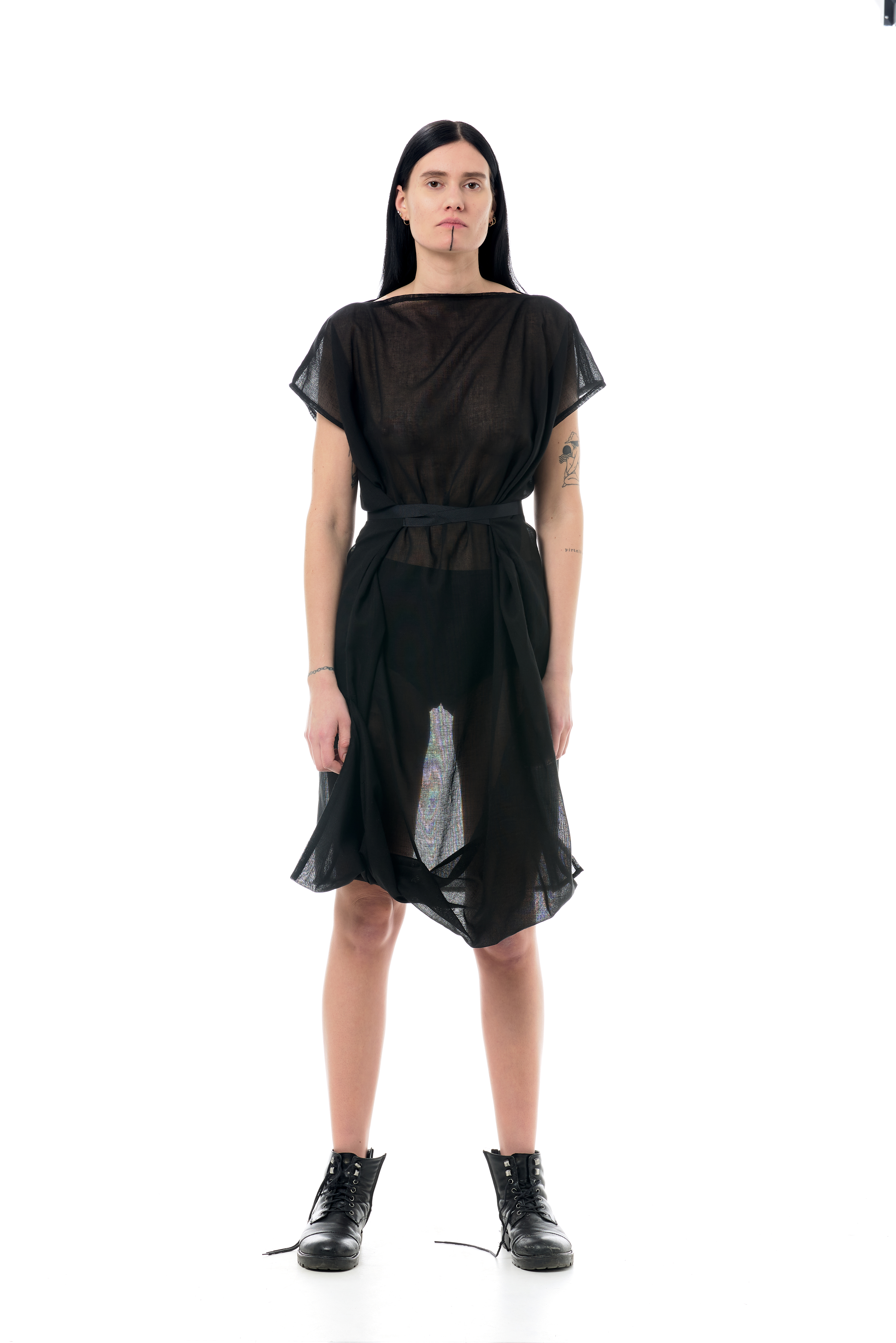TWIST DRESS MARI
