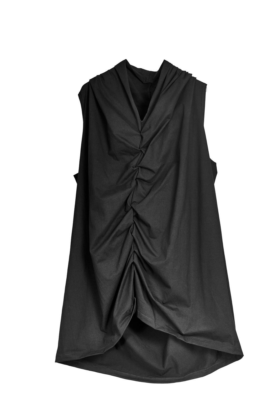 JERSEY FOLD DRESS