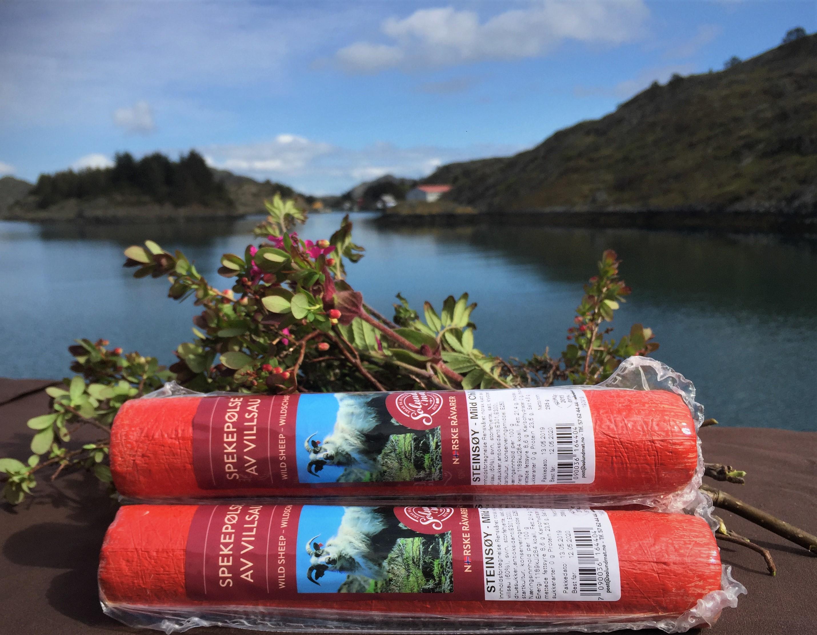 Steinsøy - Mild Chili