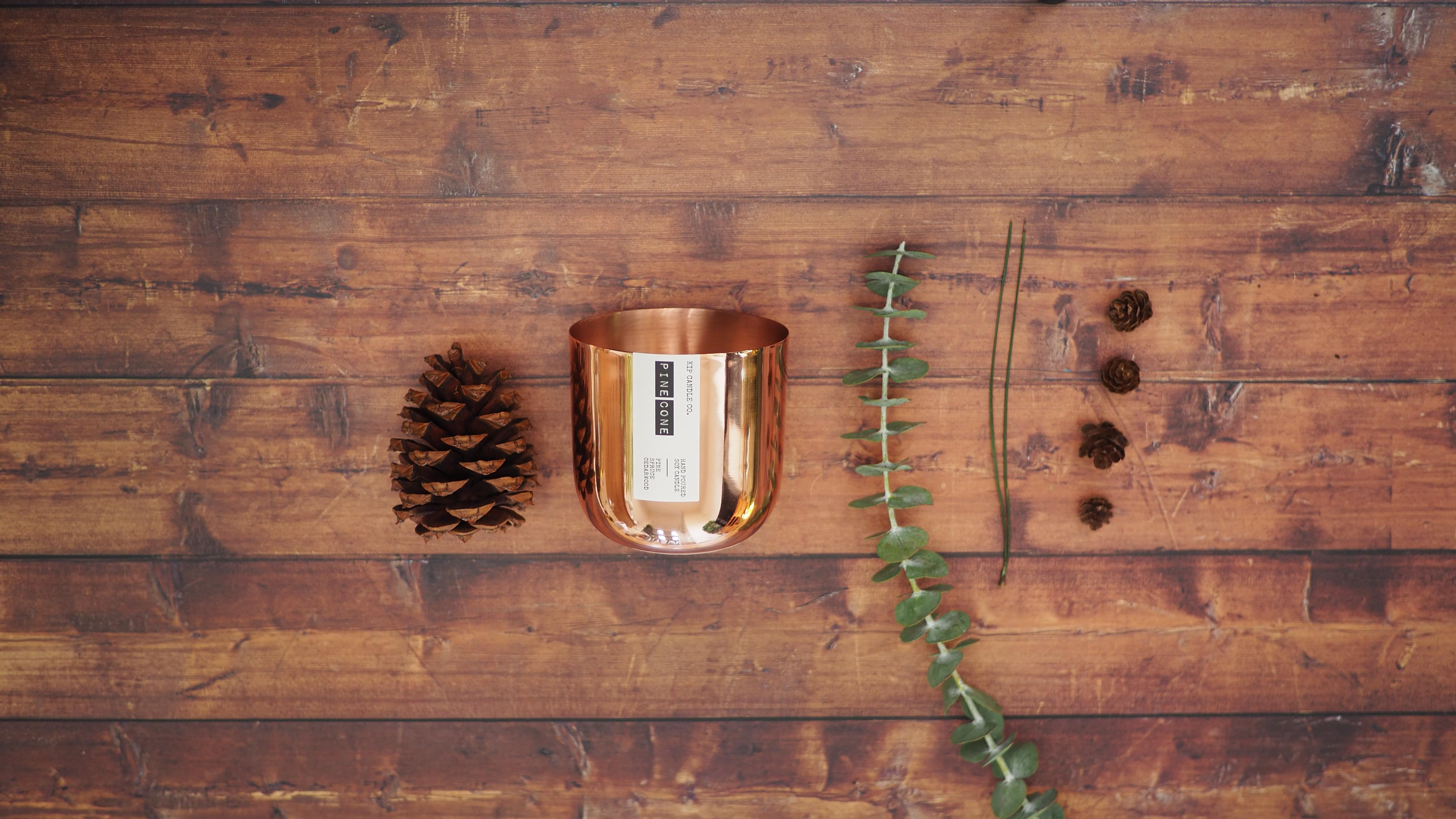 Pine Cone Original Copper
