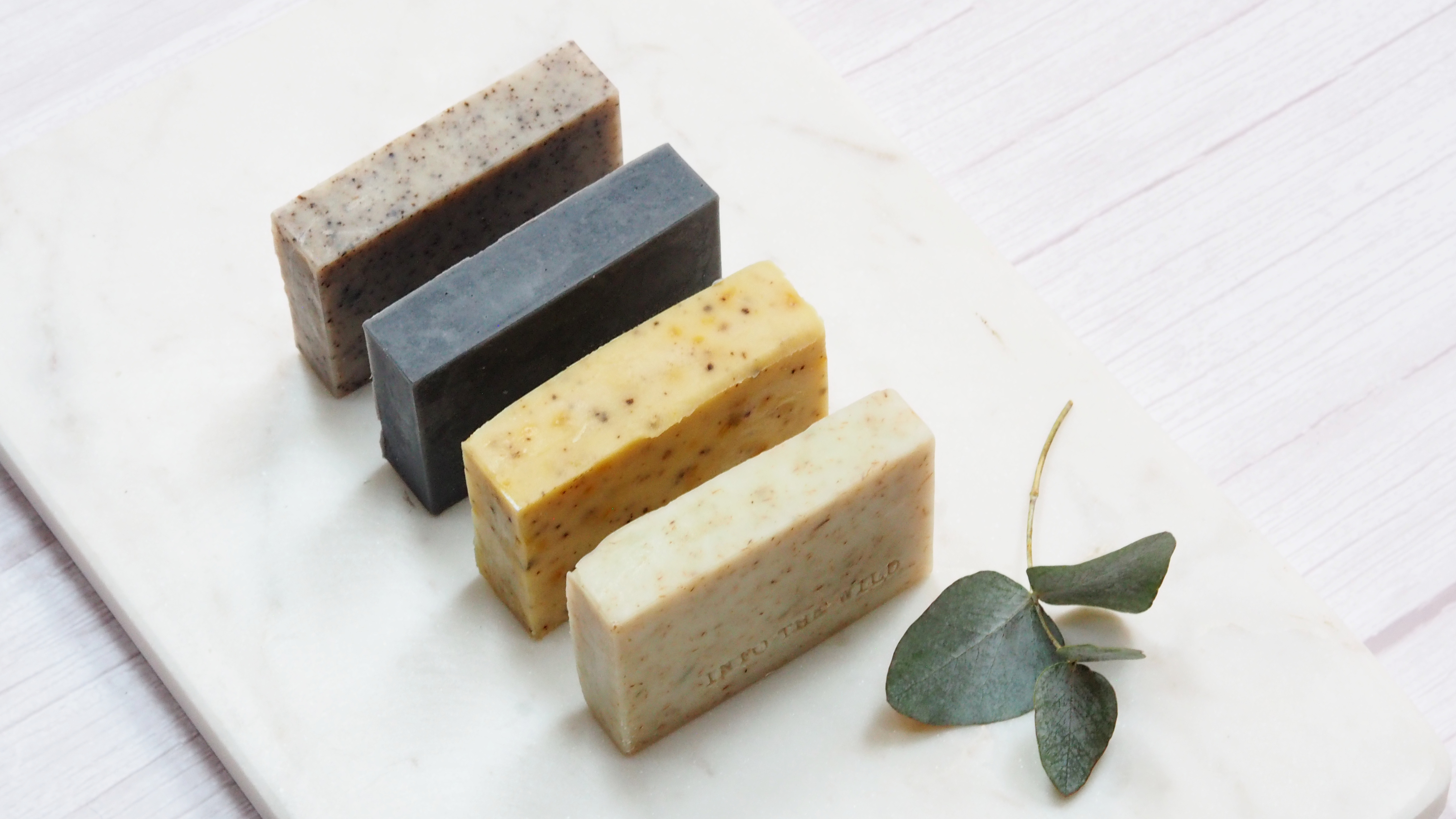 Into The Wild Spruce Soap Bar