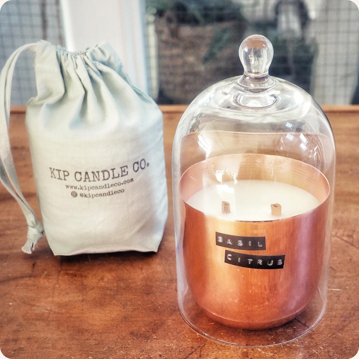 Basil Citrus Original Copper & Bell Jar Bundle.