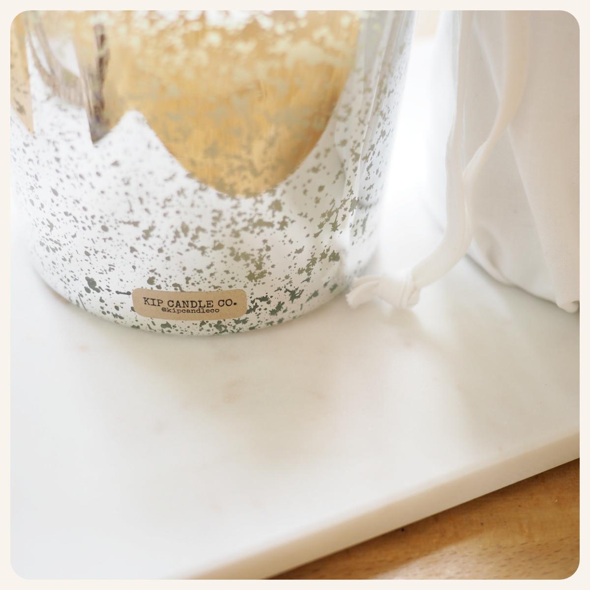 Alpine Silver Coffee Table