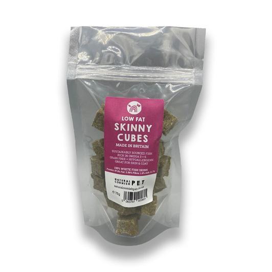Skinny fish cubes (Low Fat (75g)