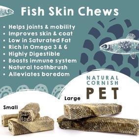 Fish Stick Chew