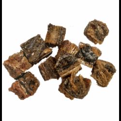 Sea Treats Salmon Jerky Small Crunchies 1kg