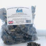 Sea Treat Whitefish Jerky and Seaweed Fishies