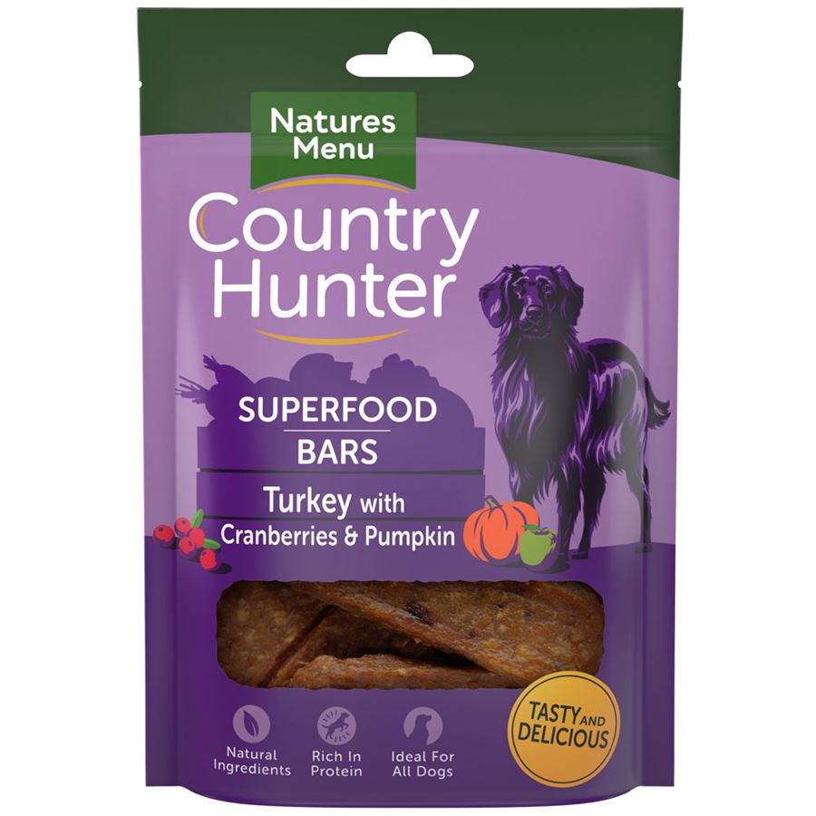 Country Hunter Superfood Bars
