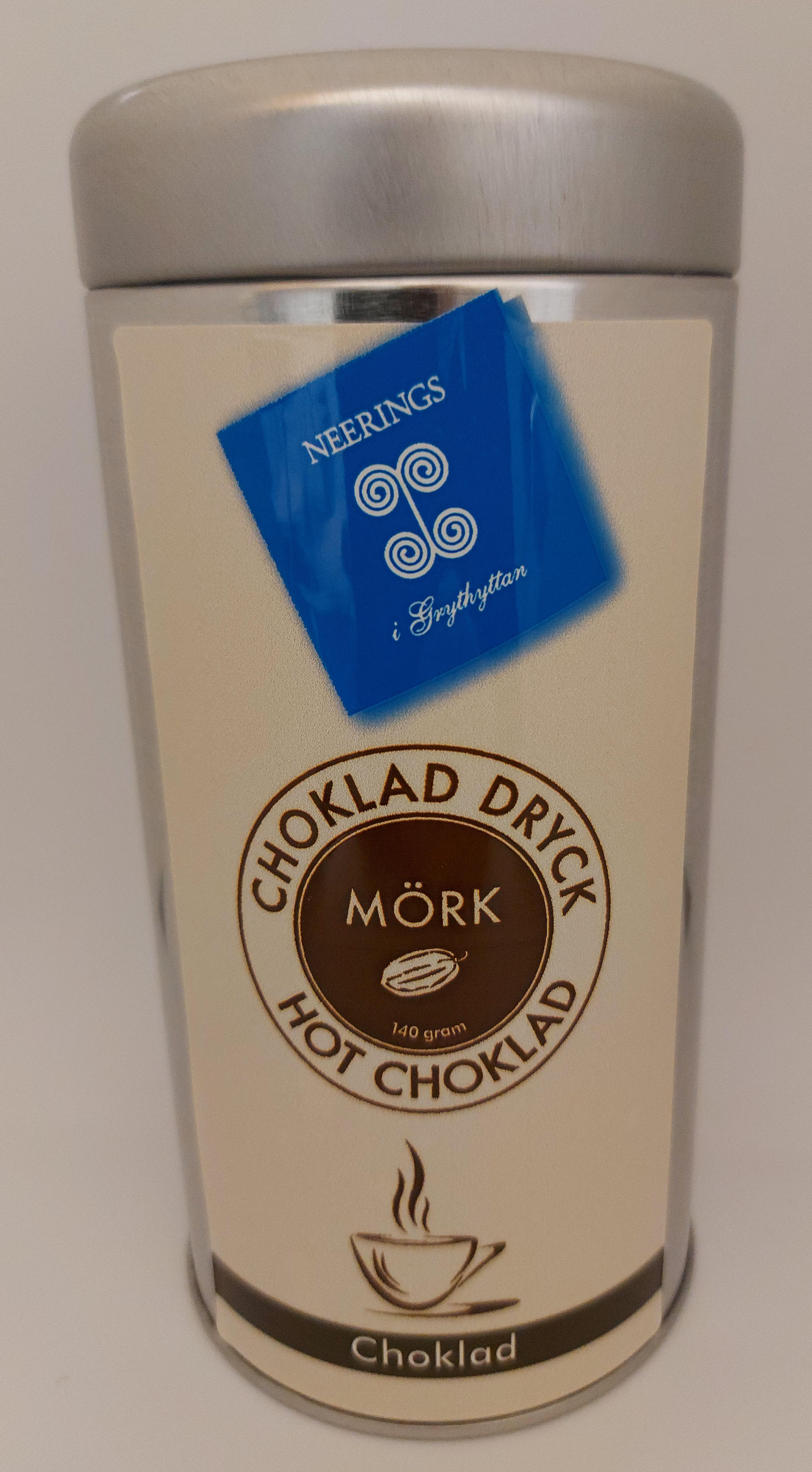 Choklad dryck 60%