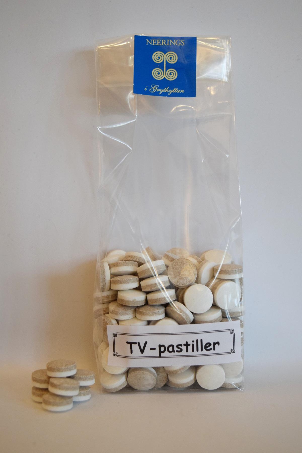 TV-pastiller