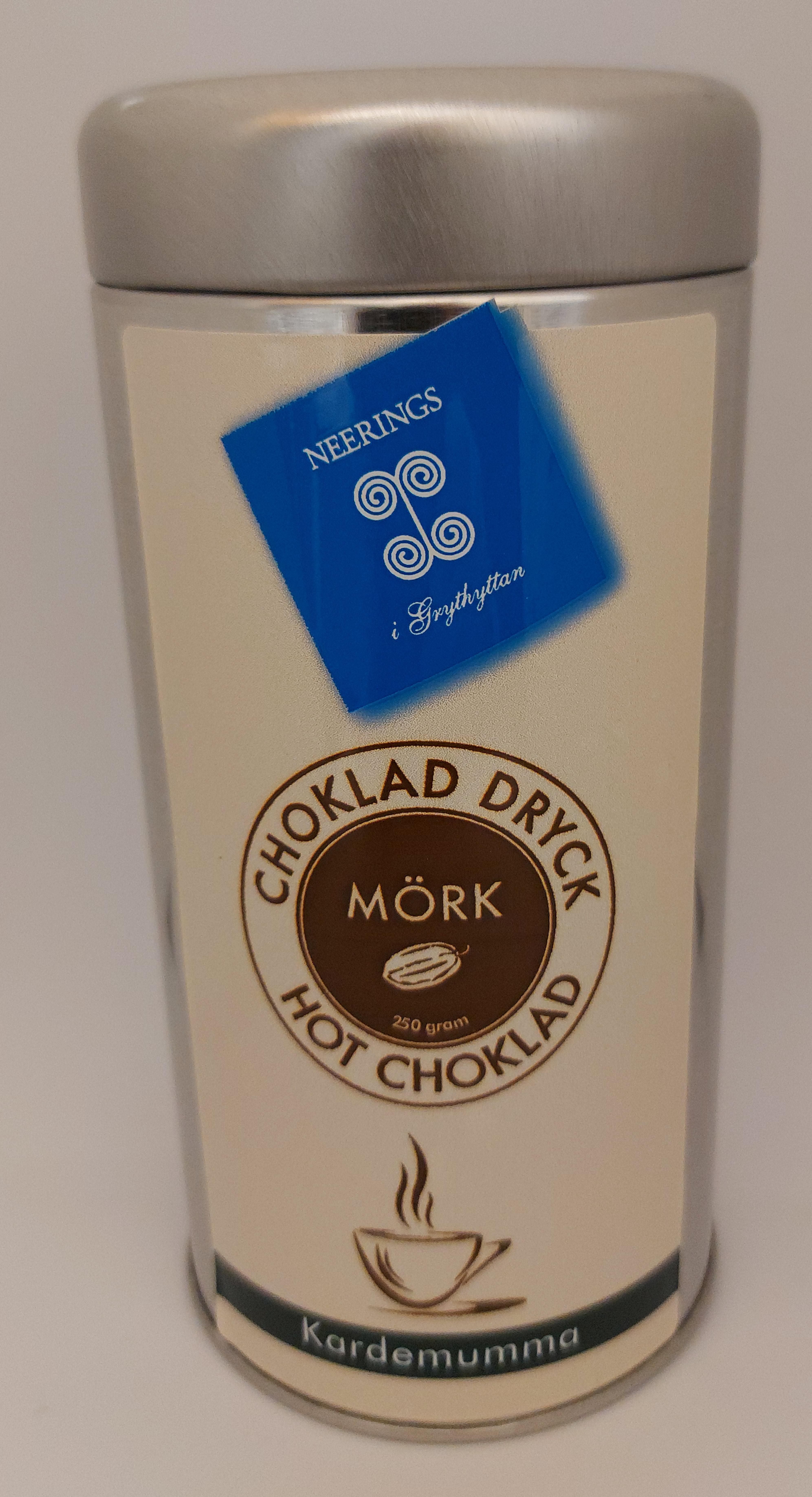 Choklad dryck kardemumma