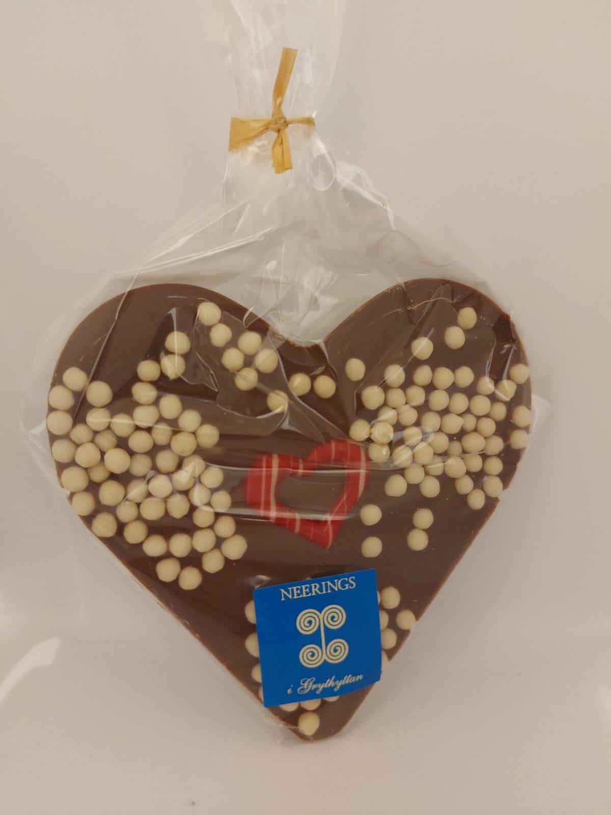 Ljust Chokladhjärta