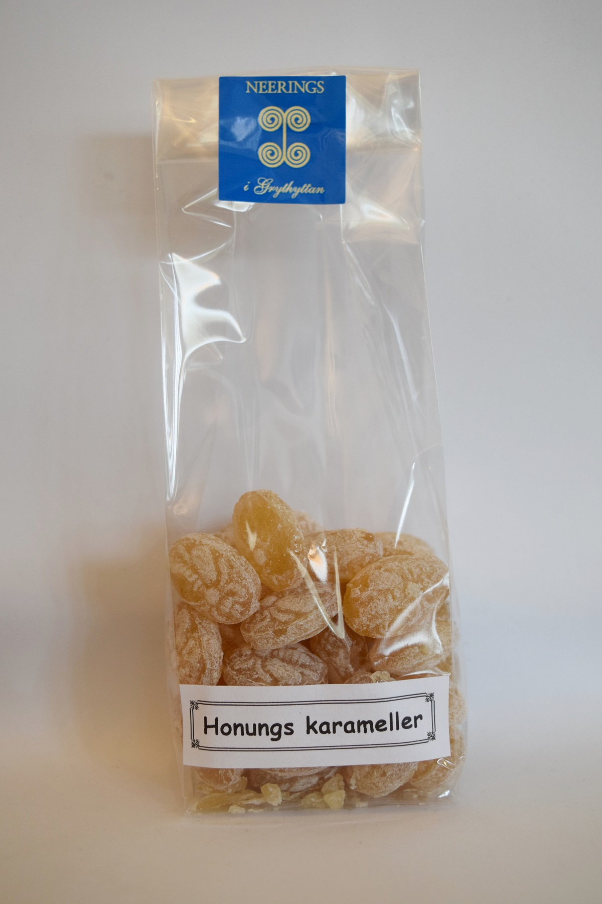 Honungskarameller
