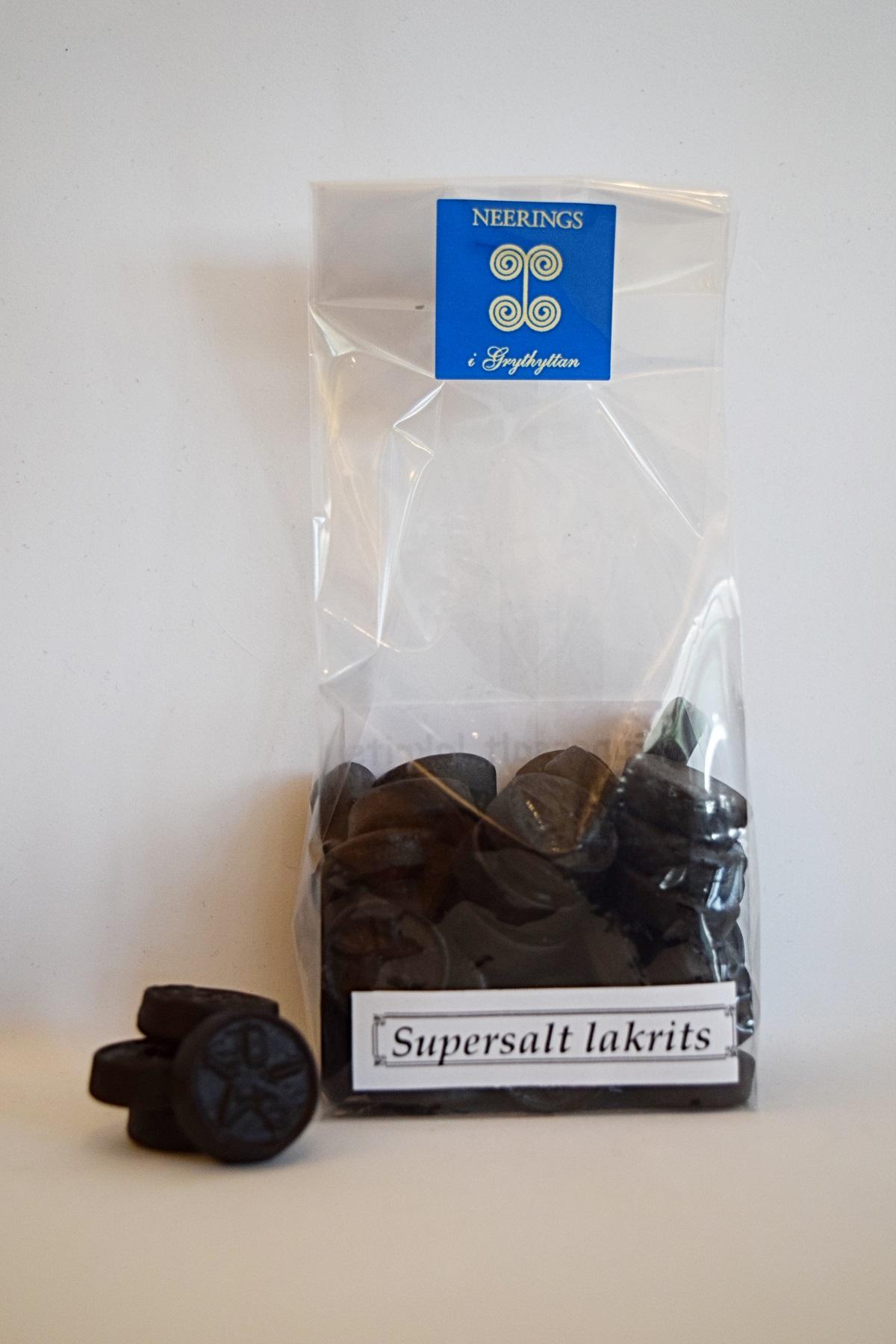 Supersalt lakrits