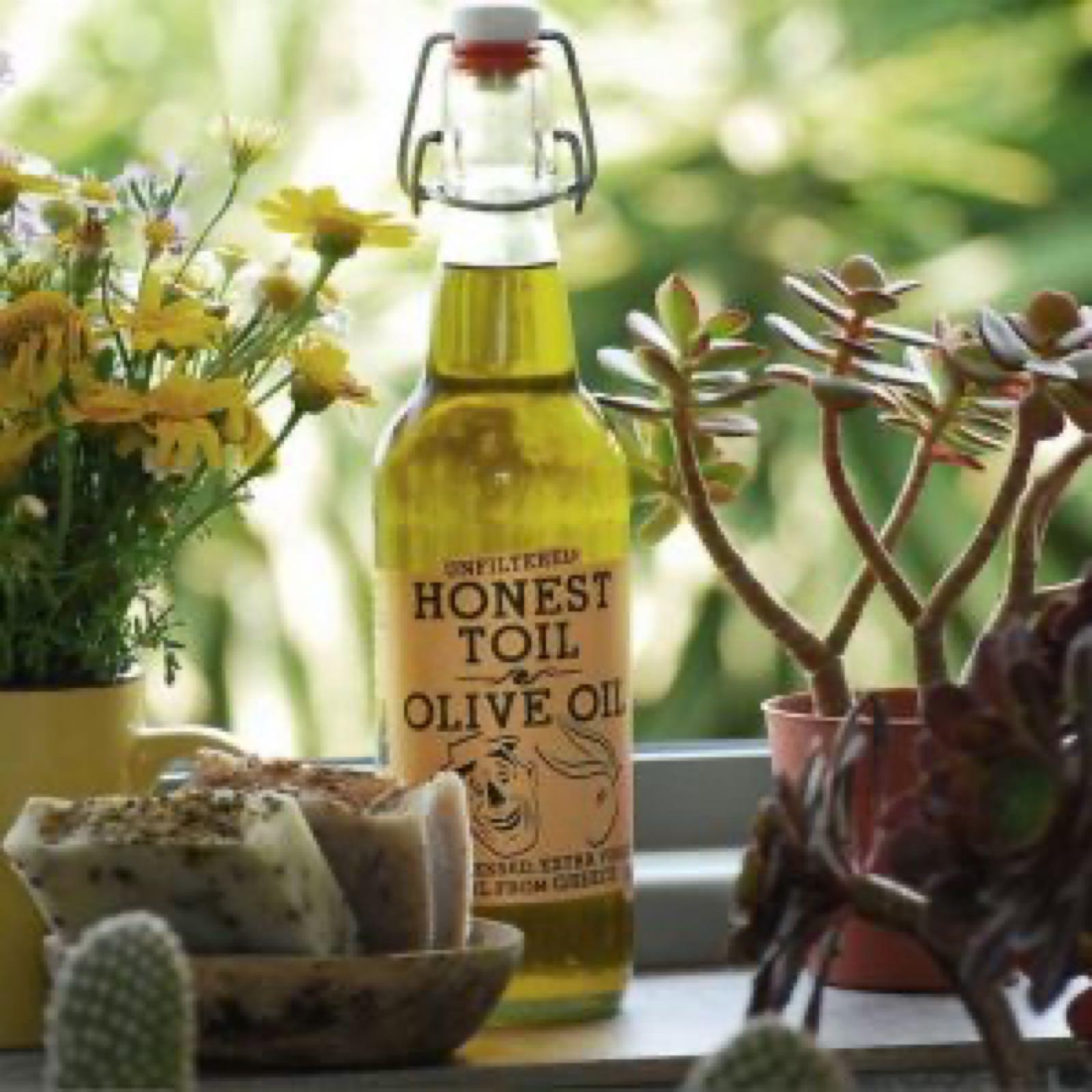 Olive Oil (500ml)