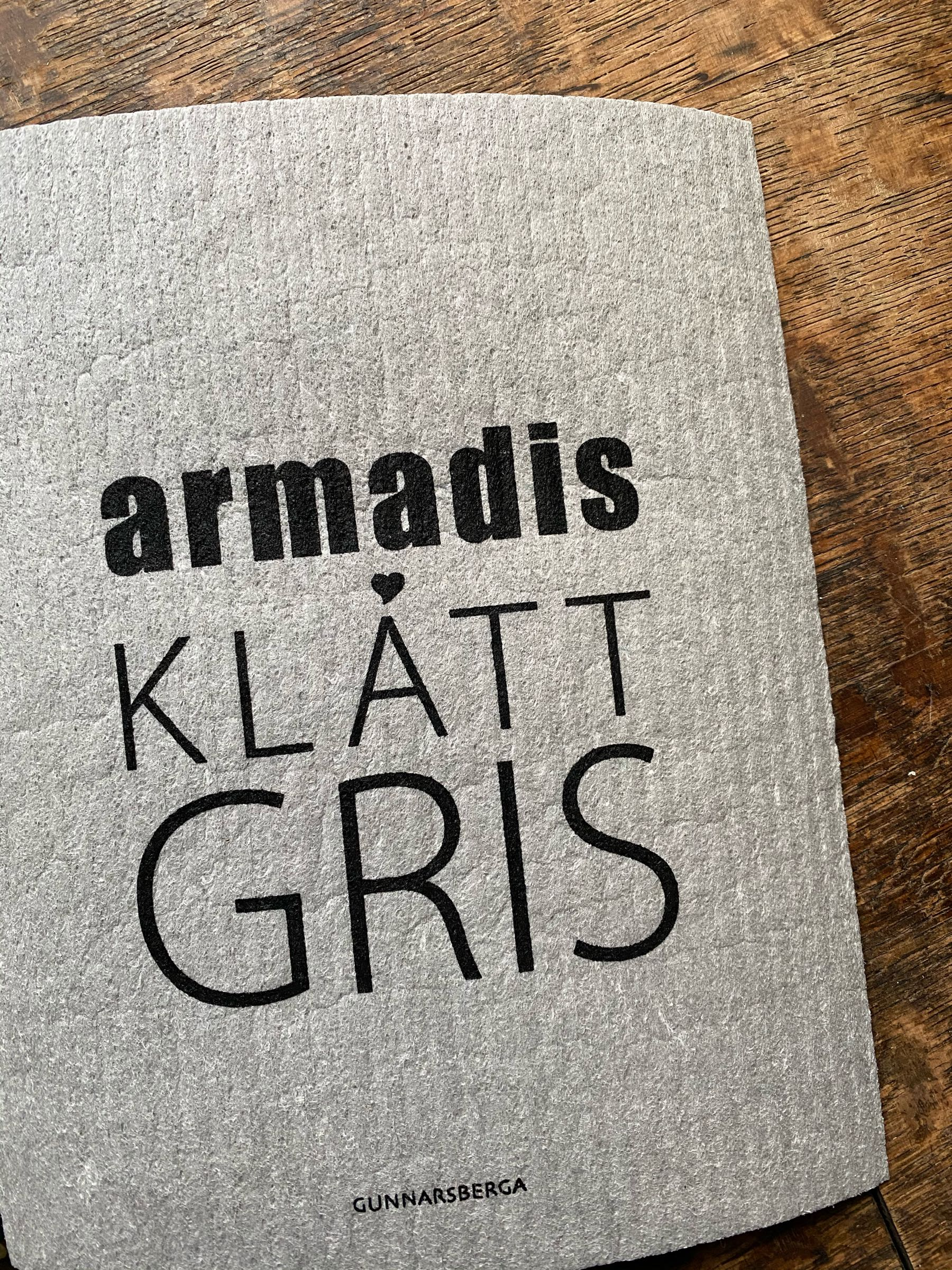 Armadis Klåttgris Disktrasa