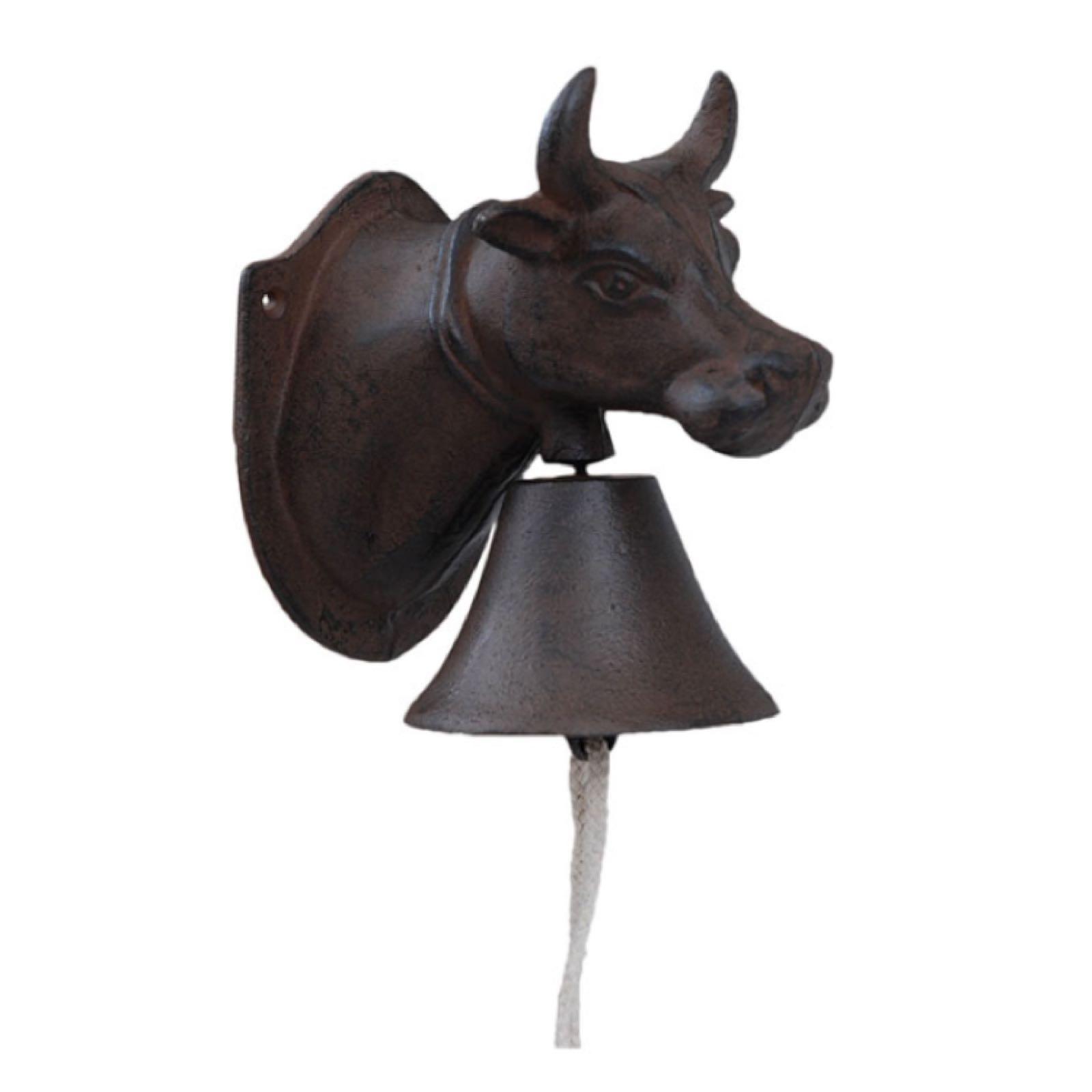 Doorbell Cow
