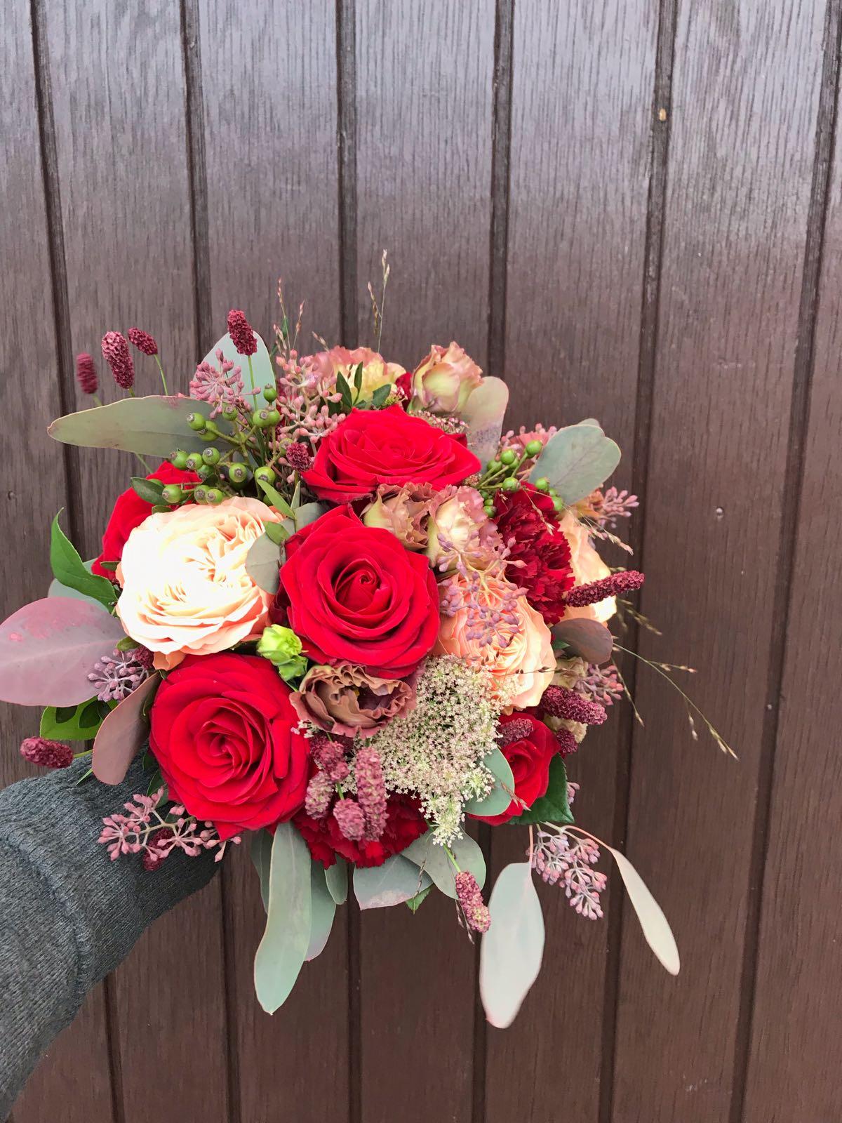 Floristens val - Kärleksfull
