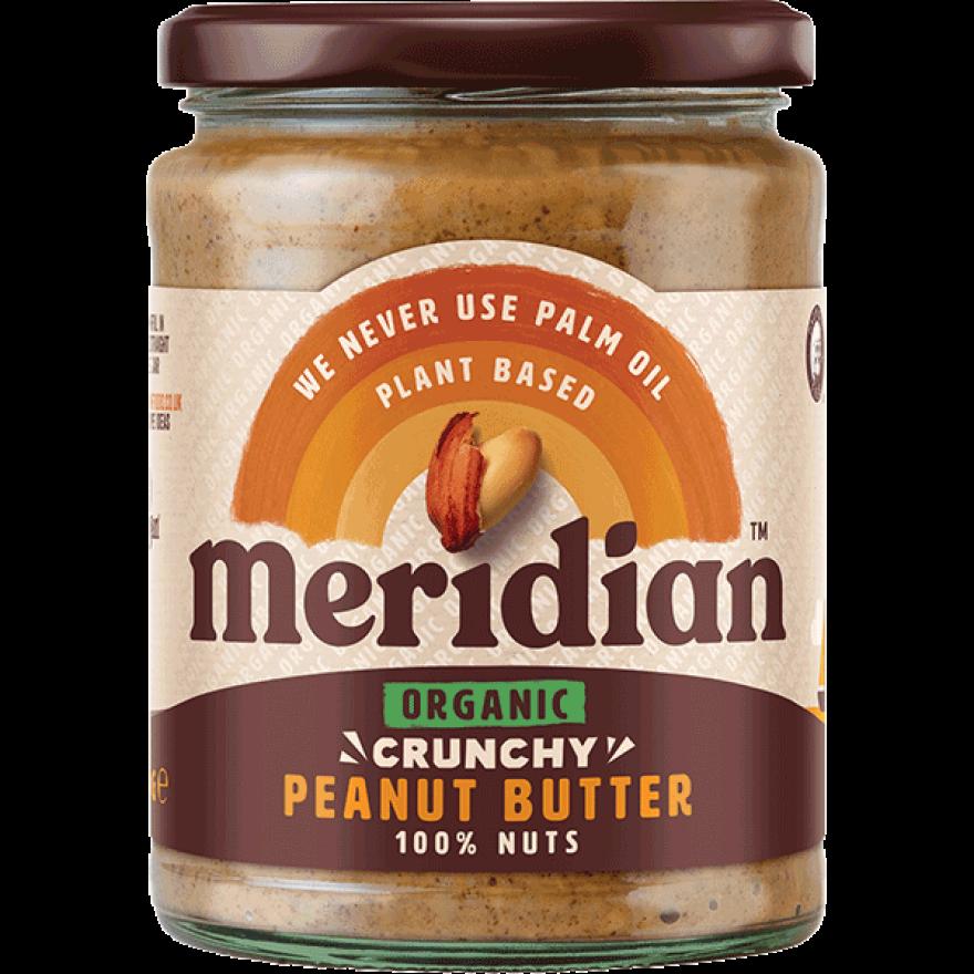 480G Organic Crunchy Peanut Butter