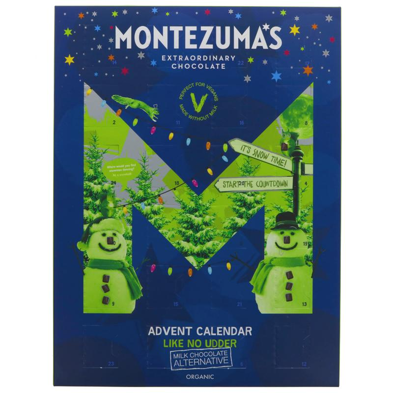 Montezuma No Udder Advent