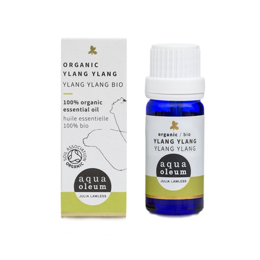 Ylang Ylang Essential Oil (Organic, Aqua Oleum)