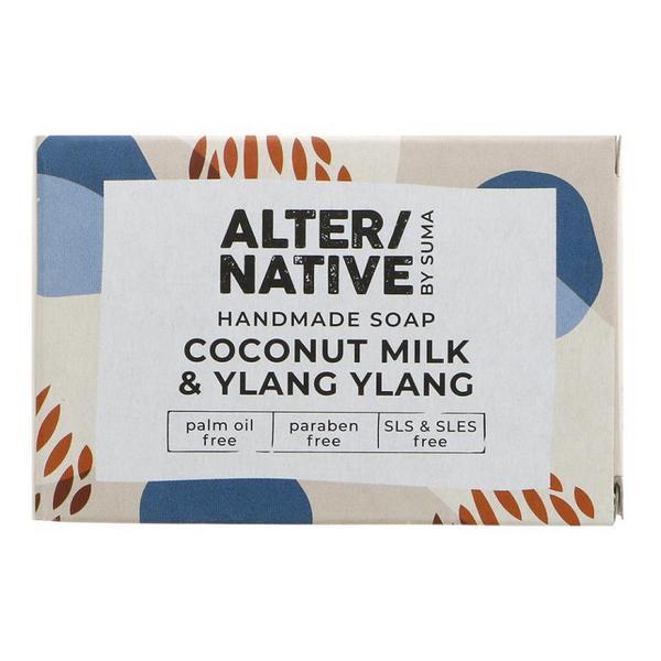 Coconut Milk & Ylang Ylang Soap (alter/native)