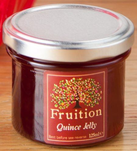 Quince Jelly (125ml) (fruition)