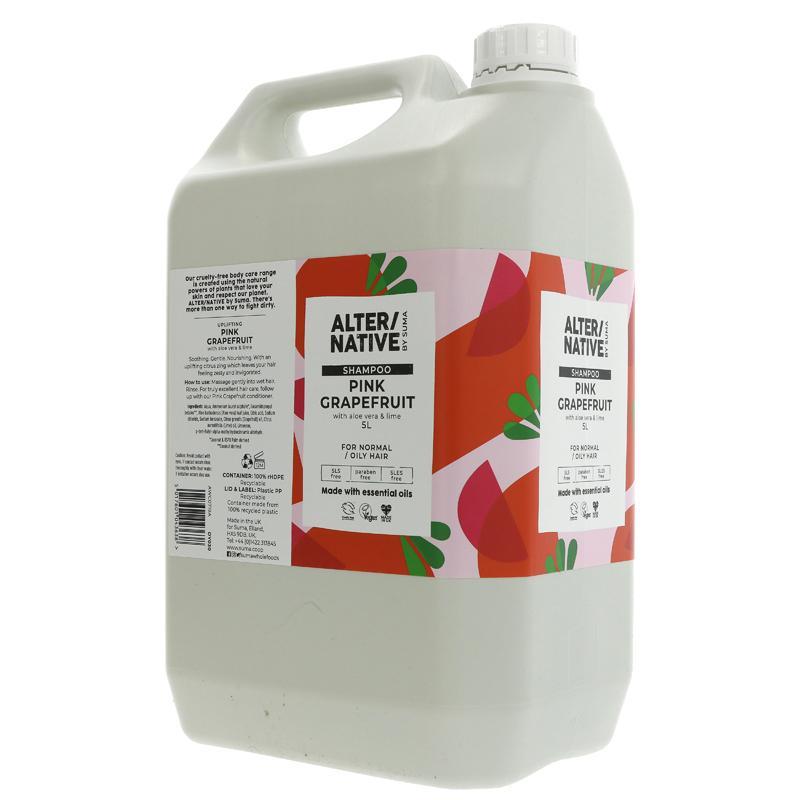 Pink Grapefruit Shampoo (Alter/native, Suma)
